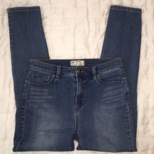 Free People high waist skinny jeans -29